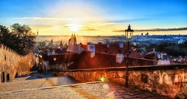 2 giugno - Praga