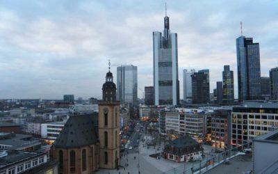 Francoforte sul Meno, la sua storia