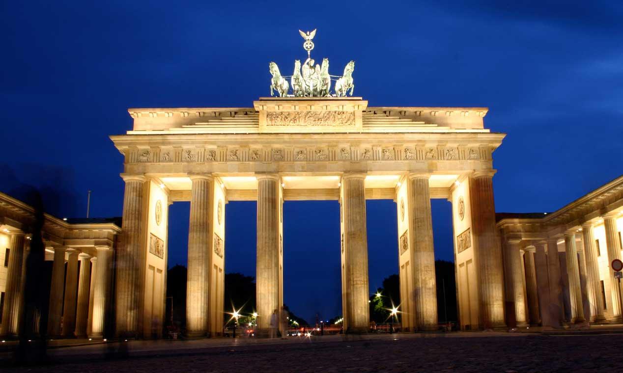 Berlino in 6 tappe impossibile non innamorarsene - Berlino porta di brandeburgo ...