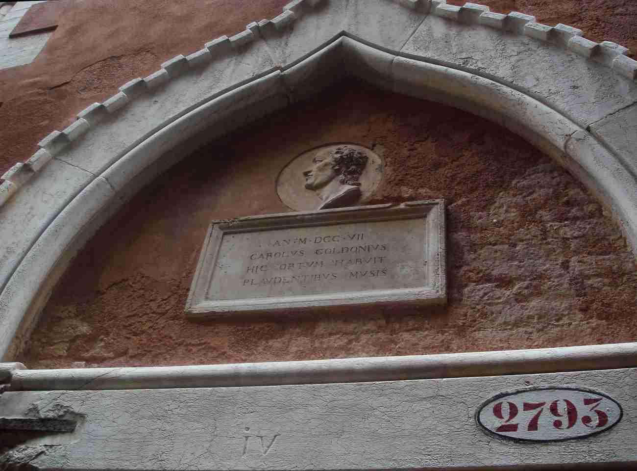 Sulle tracce di Goldoni a Venezia