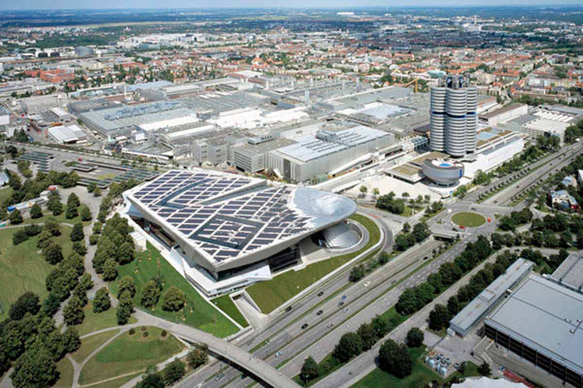 Museo BMW in Germania