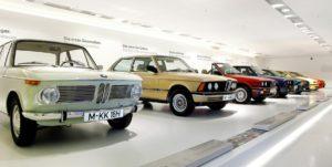 Museo BMW- interno