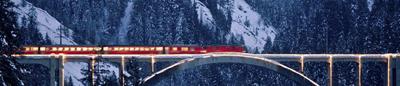 Trenino Rosso del Bernina + Cena tipica + Terme