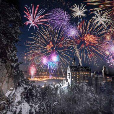 Capodanno Tour Castelli della Baviera