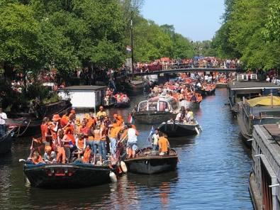 Festa del re for Tassa di soggiorno amsterdam