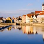 La spettacolate Landsberg e il suo centro storico