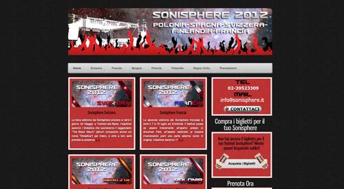 Sonisphere in Europa