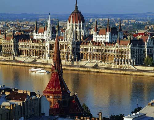 Ponte del 25 Aprile a Budapest