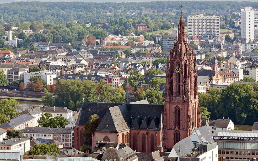 5 chiese di Francoforte davvero imperdibili
