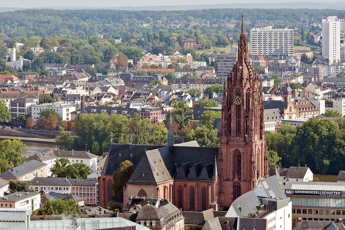Chiese di Francoforte- Il Duomo