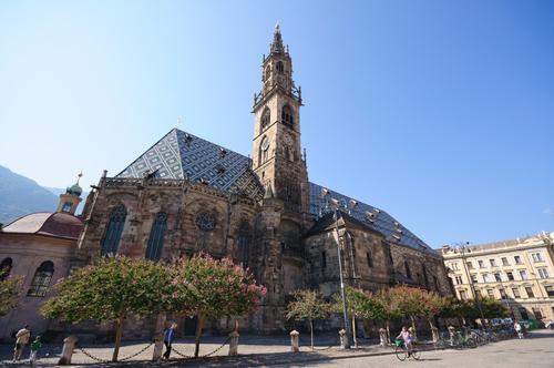 Cosa vedere a Bolzano- Il Duomo