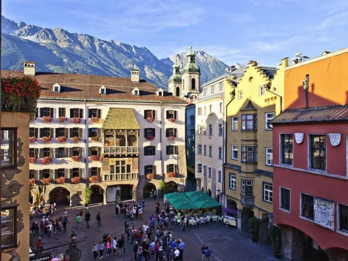 Cosa vedere a Innsbruck- Tettuccio d'Oro
