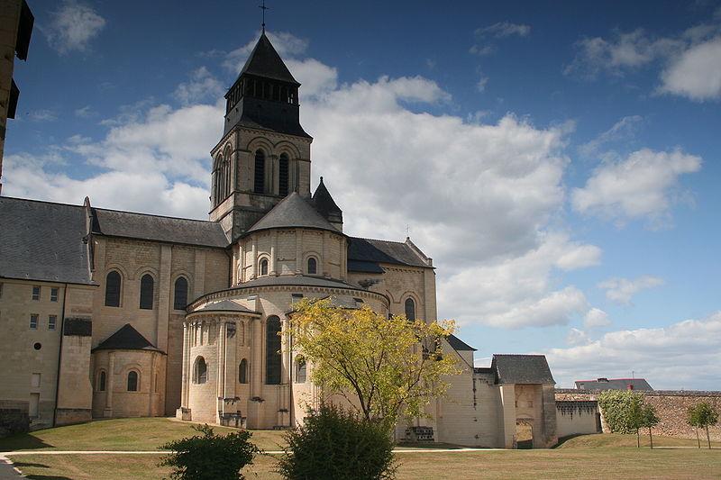 Itinerari tematici della Loira- Abbazia di Fontevraud