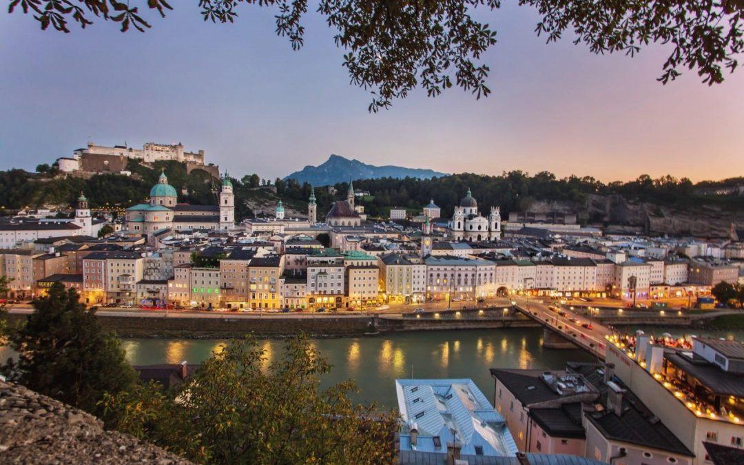 8 must see di Salisburgo, sulle note di Mozart