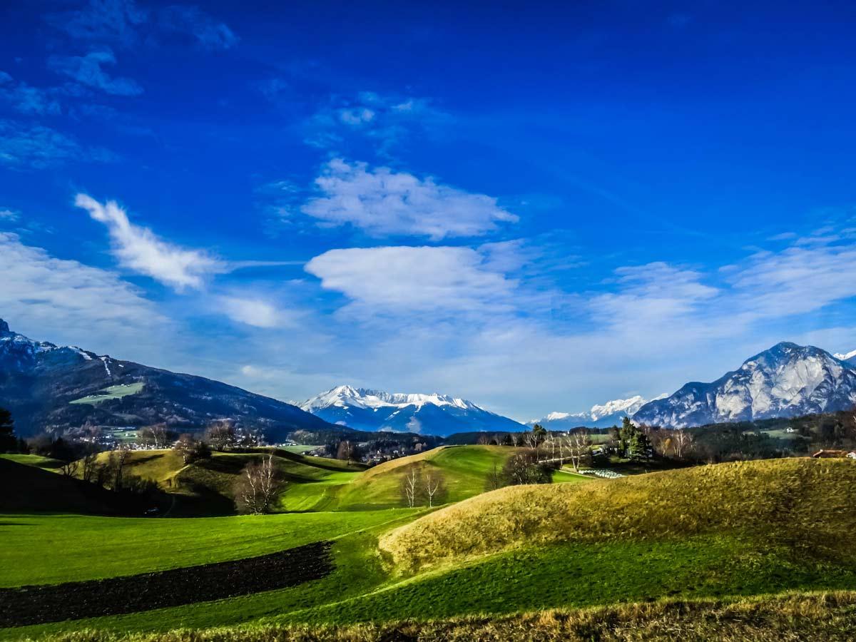 Paesaggi Innsbruck