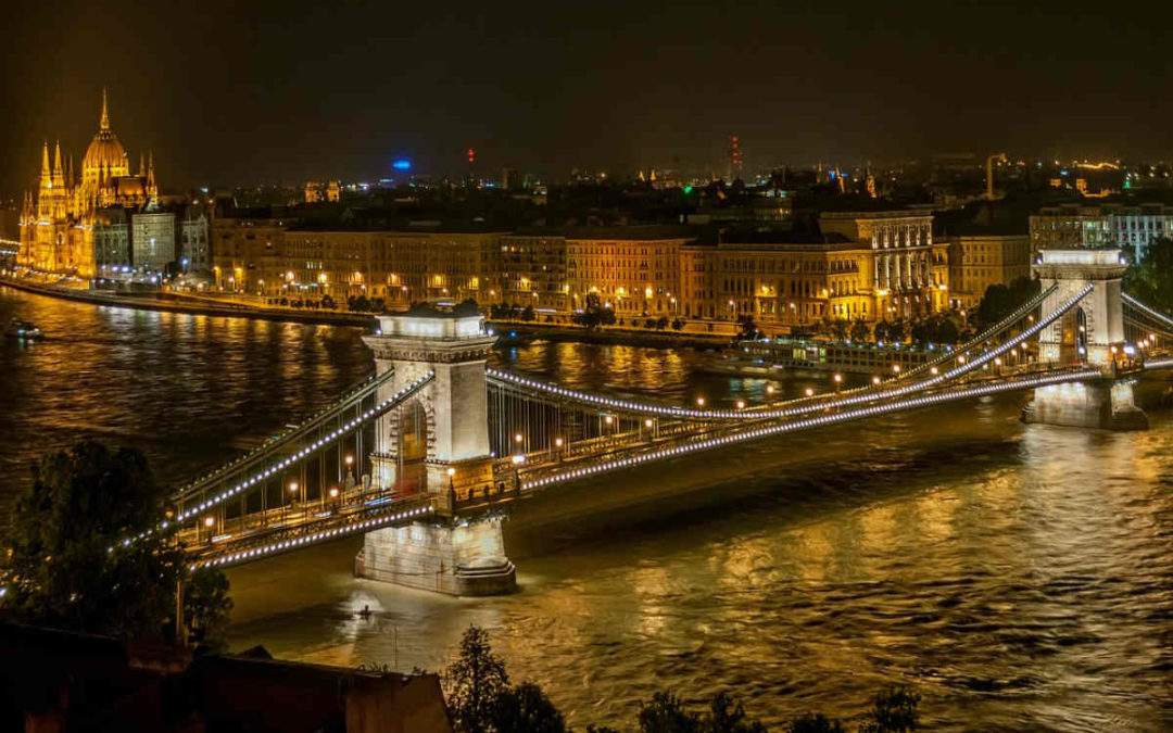 5 luoghi must a Budapest