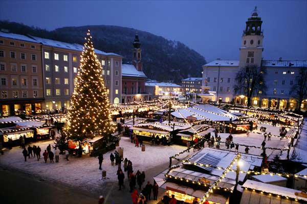 Natale a Salisburgo