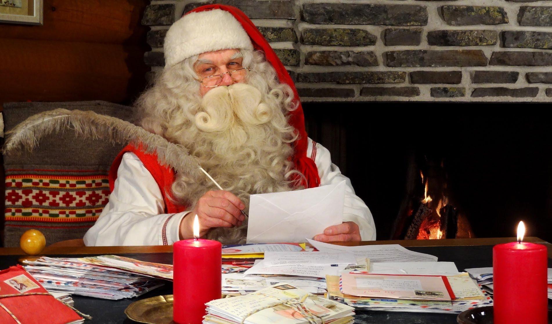 Babbo Natale In Casa.L Origine Di Babbo Natale Club Magellano