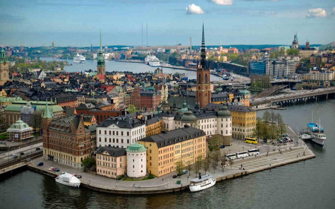 Stoccolma, la capitale europea più sicura