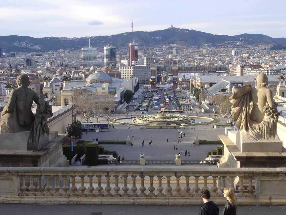 Capodanno a barcellona for Spagna barcellona
