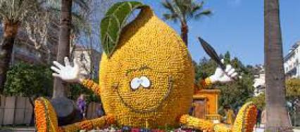 carnevale di Mentone_Festa dei Limoni