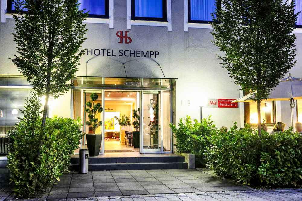 hotel strada romantica