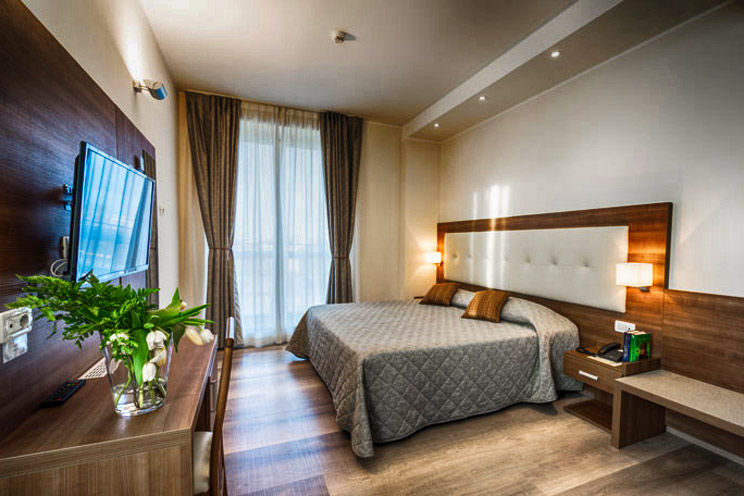hotel tour enogastronomico - camera