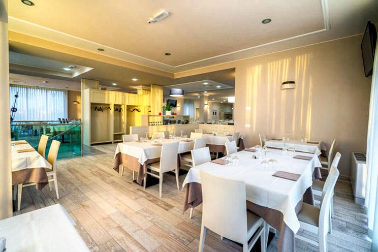 hotel tour enogastronomico - ristorante