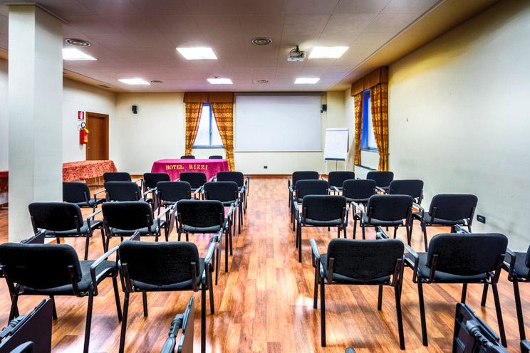 hotel tour enogastronomico - sala convegni