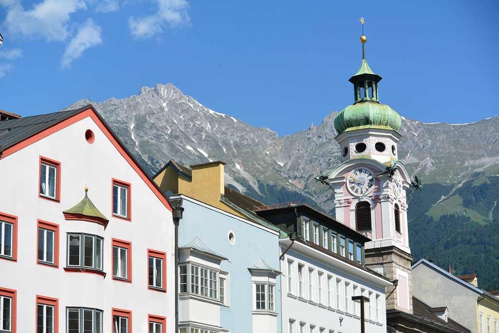 Cosa vedere a Innsbruck- Scorci