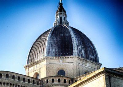 matera e tour puglia - loreto cupola basilica