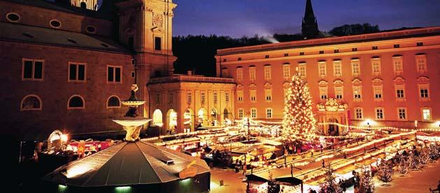 Mercatini di Natale Salisburgo
