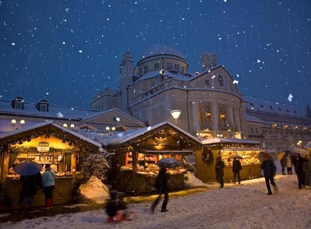 Tour mercatini di natale for Bressanone capodanno