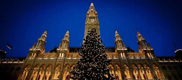 Mercatini di Natale di Vienna