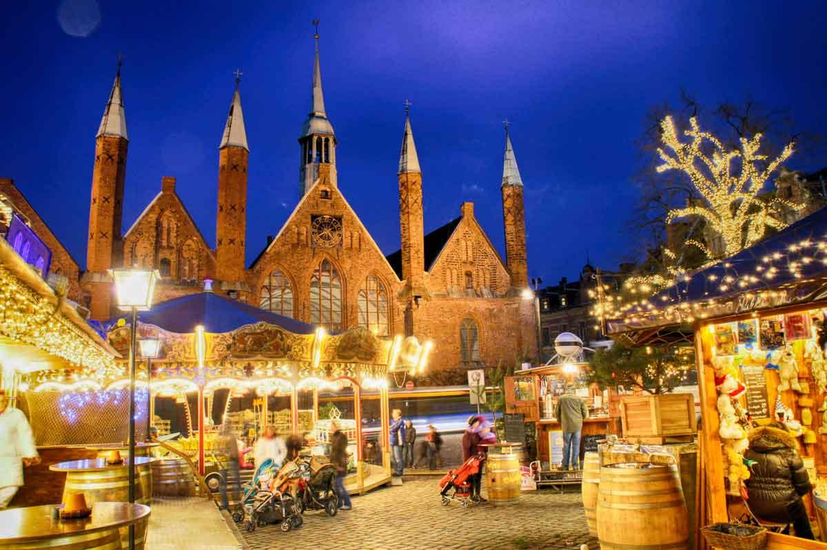 Mercatini Natale Germania del Nord - mercatini natale lubecca