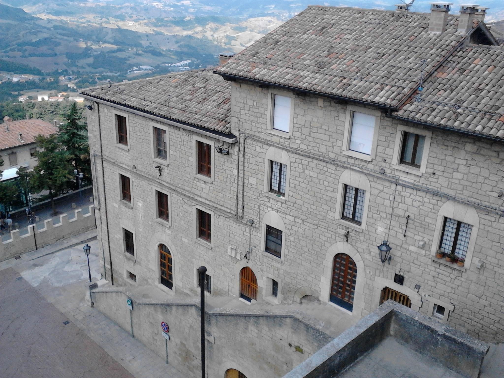 Visitare San Marino- Scorcio