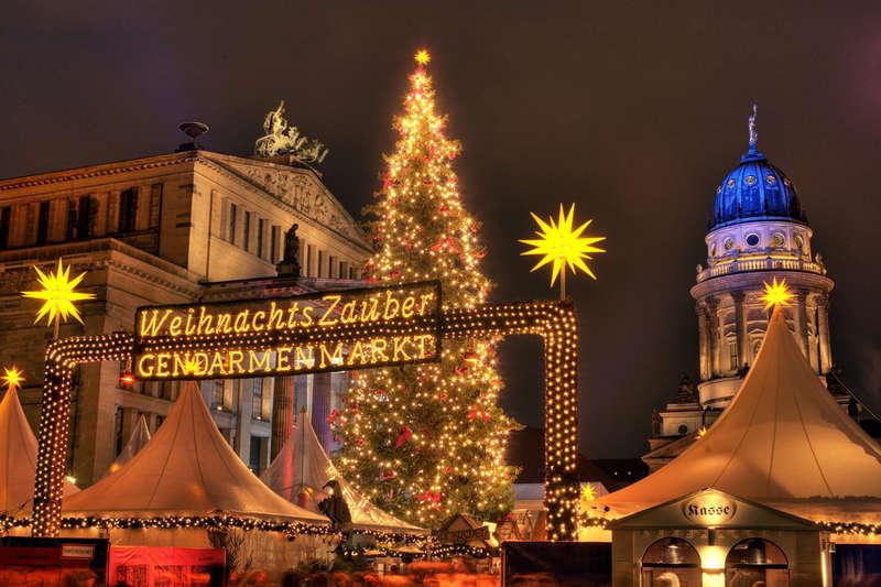 Mercatino di Natale a Berlino