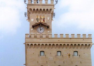 Visitare San Marino- Palazzo del Governo