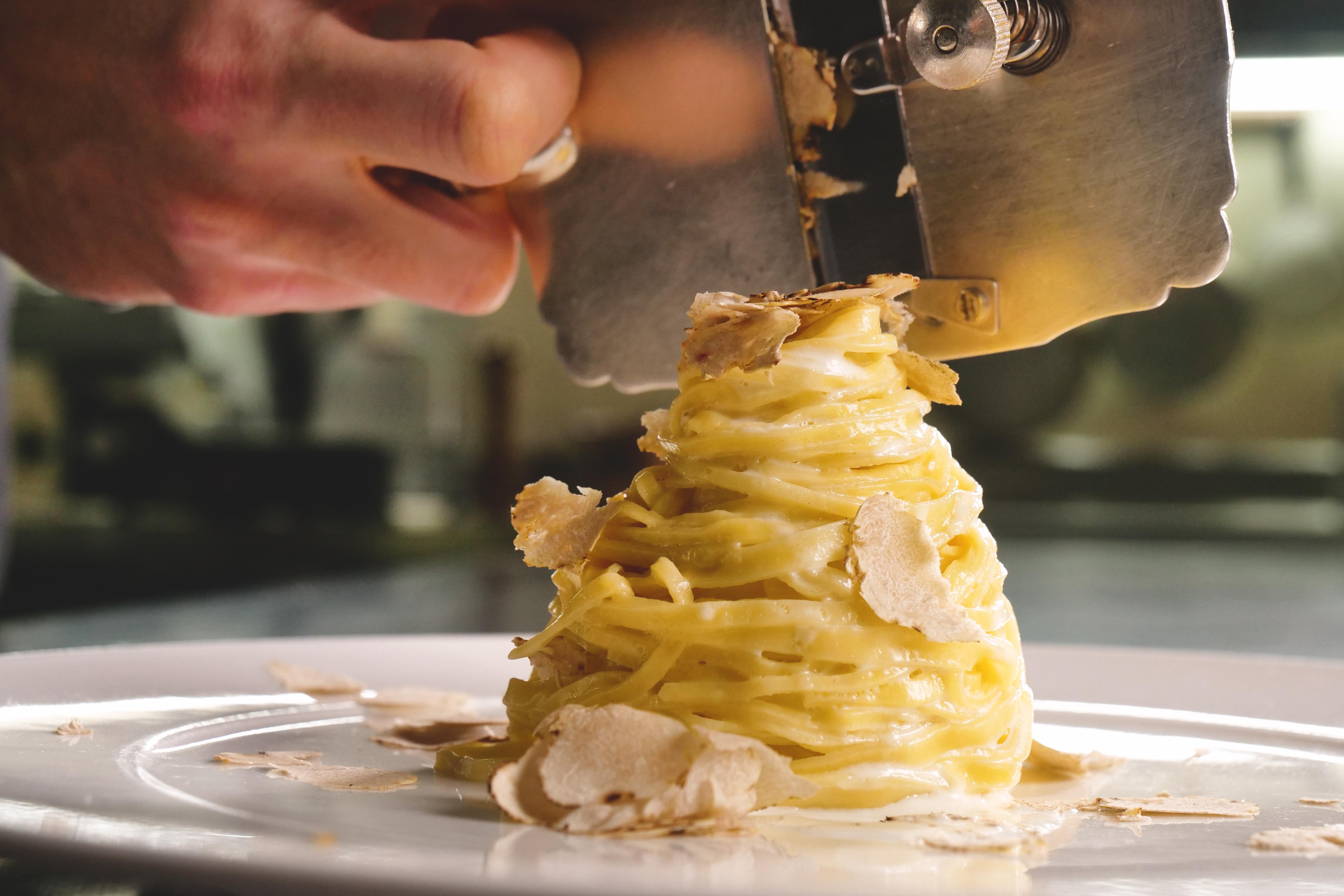 Specialità gourmet a tema fungo e tartufo