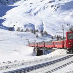 Trenino Rosso del Bernina - weekend